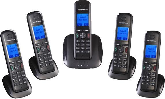 Telefon GrandStream DECT Cordless IP
